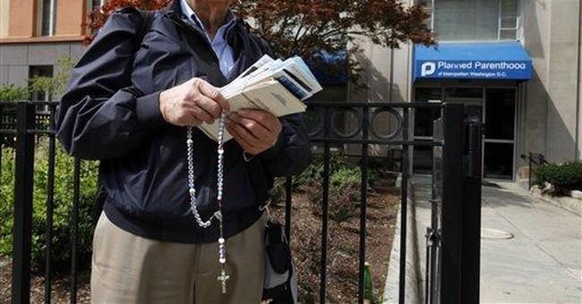 Anti-abortion grandpa facing DC clinic lawsuit