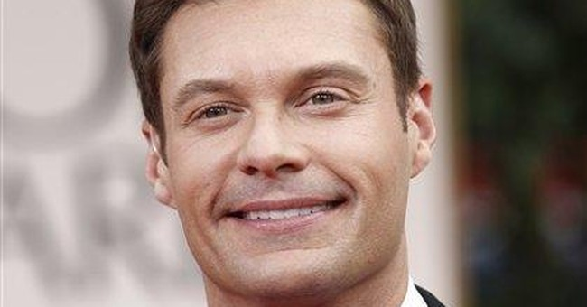 Seacrest taking part in NBC's Olympics coverage