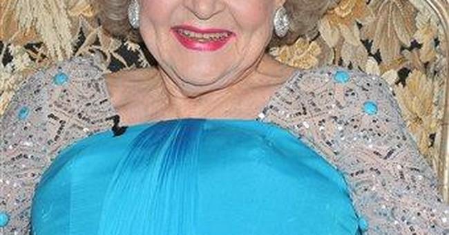 Betty White's brings her prank 'posse' to NBC