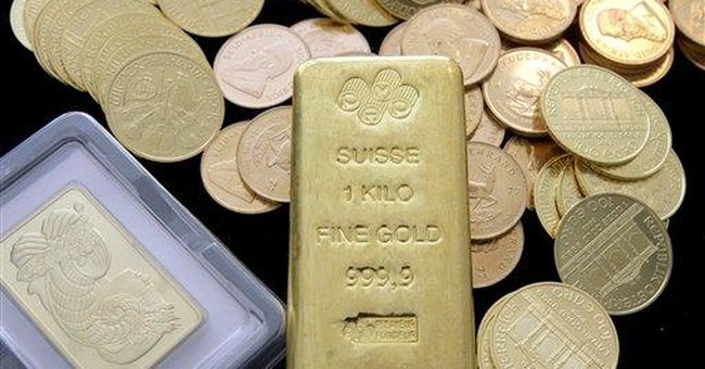 Is this the end of the gold rush?
