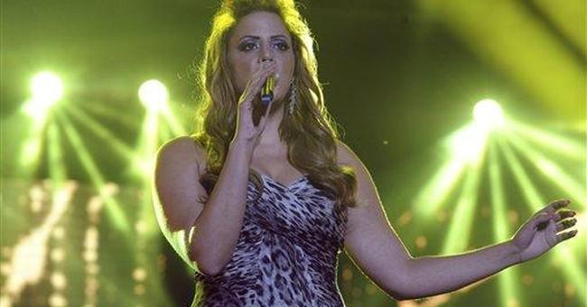 Arab singer captures Israeli hearts