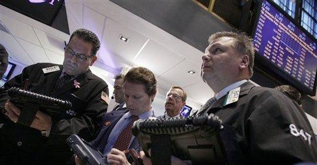 US stocks close mostly down; worst week of 2012