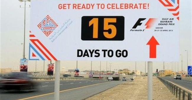 Formula One becomes part of Bahrain power struggle