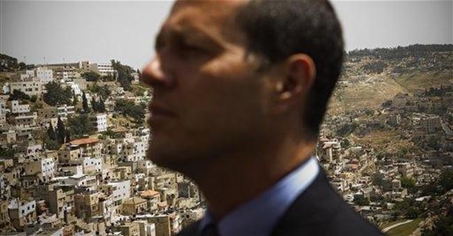 Jerusalem mayor sees vast potential in tourism