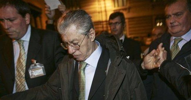 Berlusconi ally quits in corruption scandal