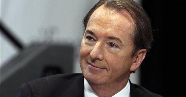Morgan Stanley CEO Gorman paid $13 million in 2011
