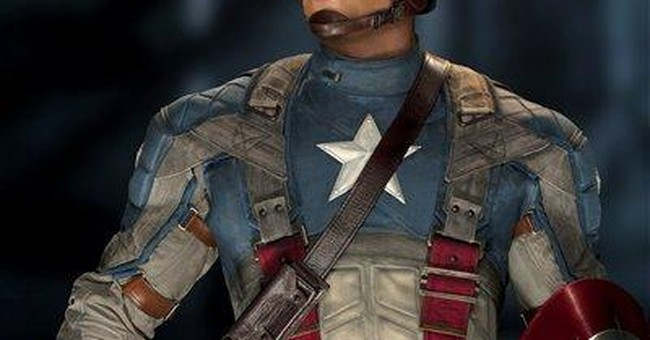 'Captain America' sequel heads to theaters in 2014