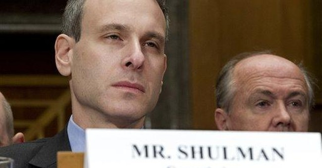 IRS chief warns of congressional inaction on taxes