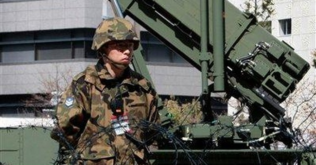 NKorea launch an intel opportunity for US, allies