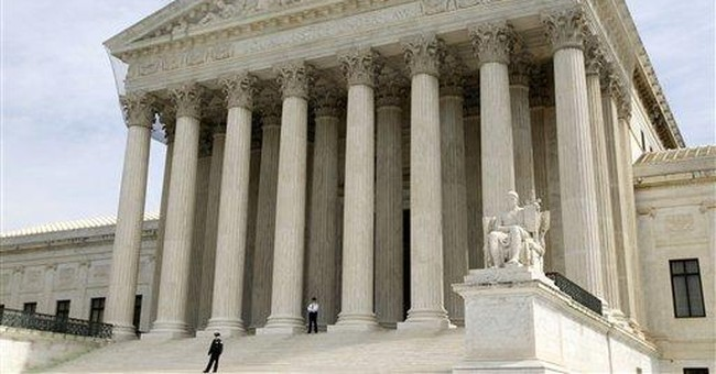 Obama setting up Supreme Court as a campaign issue