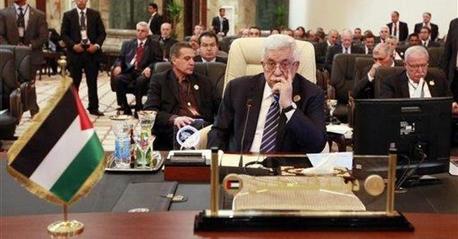 Israeli ex-negotiator blasts Palestinian Authority