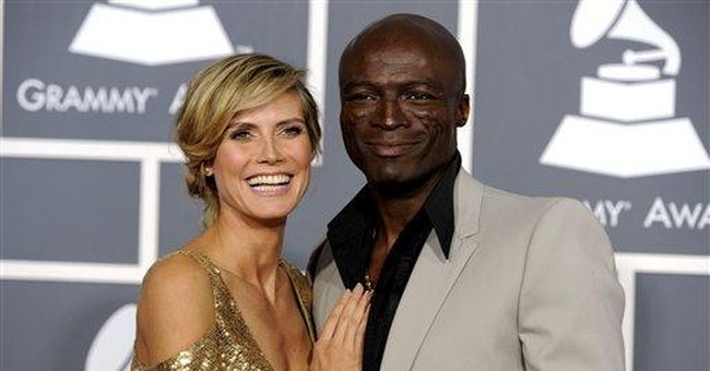 Heidi Klum files for divorce from Seal in LA