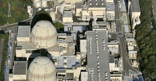 Japan sets new safety standards for nuclear plants