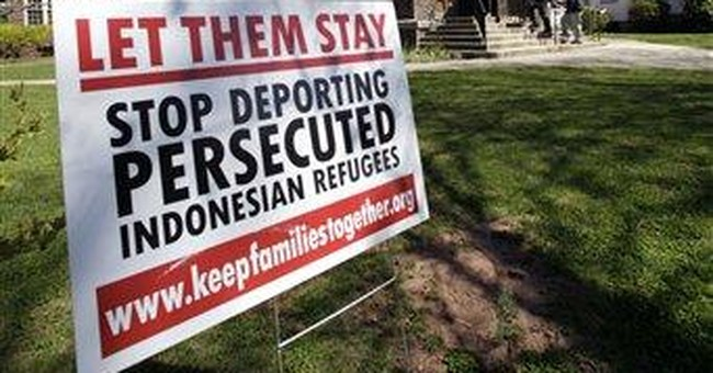 Indonesian living in NJ church avoid deportation