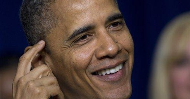 Whose heroes? Obama constantly invokes GOP icons