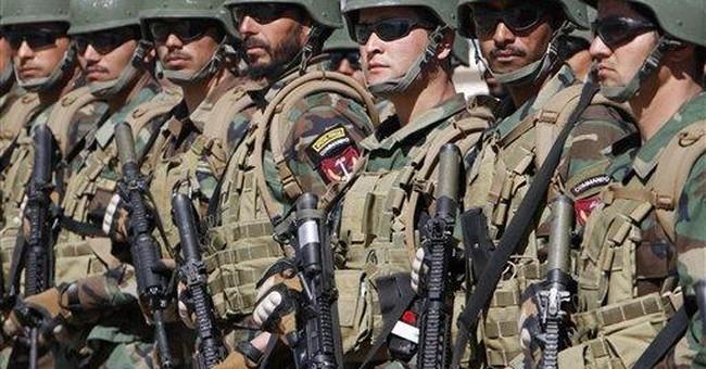 4 Afghan police killed; 7 people die in truck fire