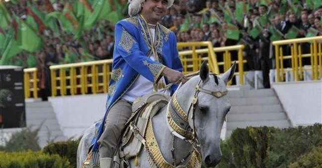 Turkmenistan bans alcohol during 'Happiness Week'