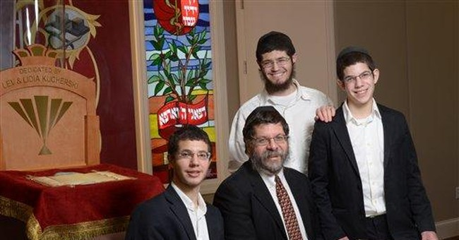 Ohio rabbi's books tied to Holocaust survivors