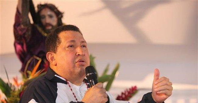 Chavez returns to Cuba for more cancer treatment