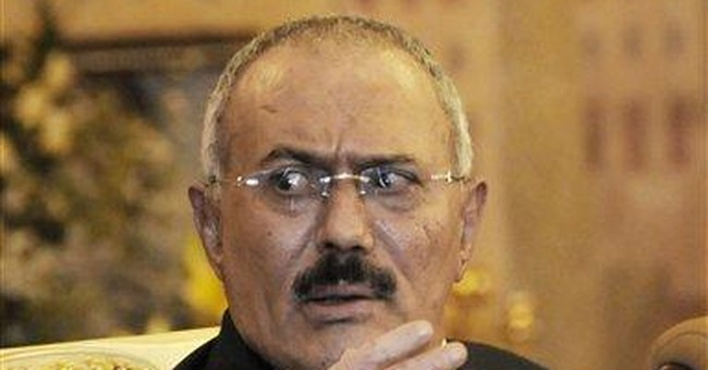 Yemen's ex-president insists on role for loyalists