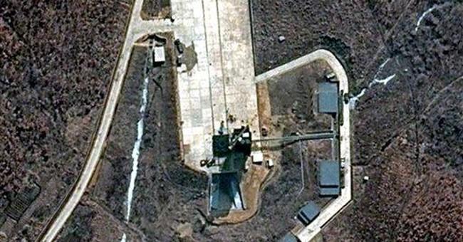 NKorea rocket launch draws more worry than Iran's