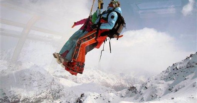 75 passengers rescued from Swiss cable car