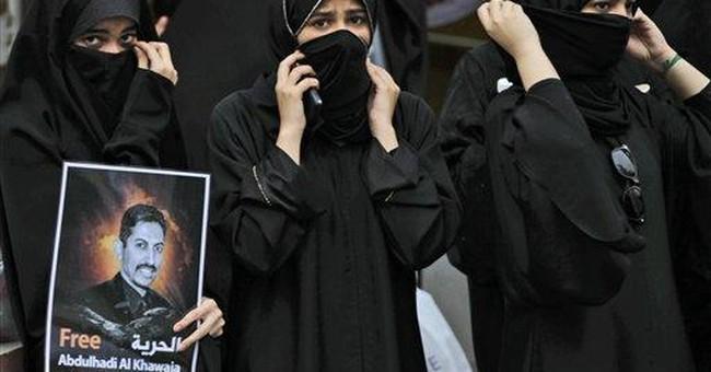 Bahrain won't transfer hunger striker to Denmark