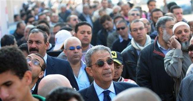 Mubarak's VP says he won't 'reinvent' old regime