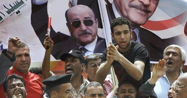 Israeli lawmaker backs Suleiman as Egypt leader