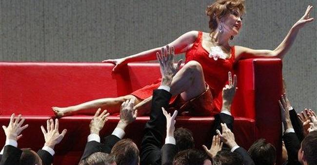 Hong tackles Decker's stark, modern 'Traviata'