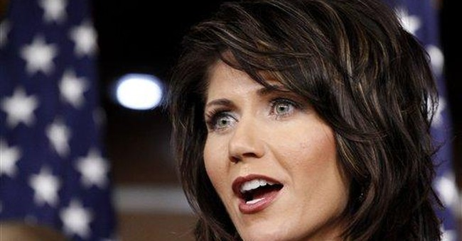 Gov. Kristi Noem Reacts to Obama's 'Ridiculous' Election Message