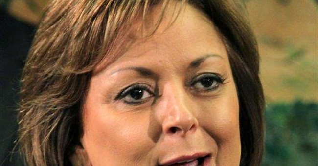 Susana Martinez's Democrat Opponent: She 'Doesn't Have a Latino Heart,' You Know