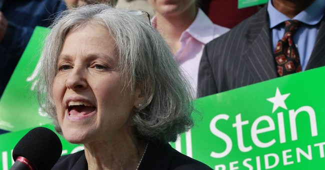 Whoa: Green Party Joins Republicans To Take A Swipe At Clinton
