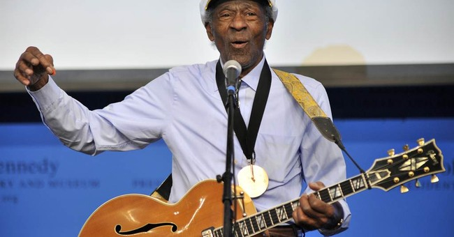Rock 'n' roll legend Chuck Berry dies at 90