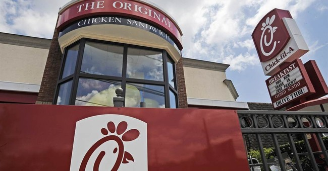 "School Bans ""Offensive"" Chick-fil-A Sandwiches"