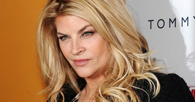 Kirstie Alley Endorses Trump, Praises Giuliani