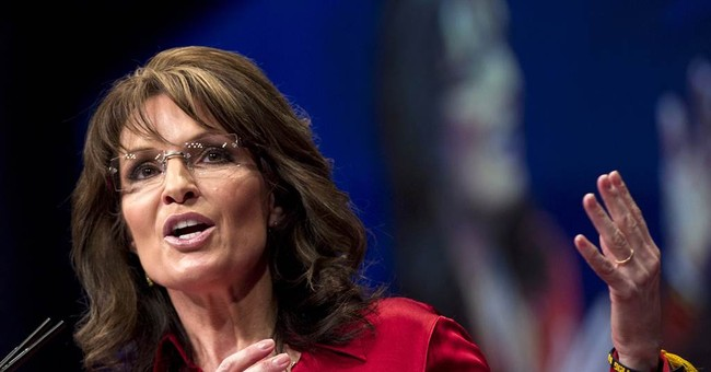 Palin on Total Government Surveillance: This is About Being Pro-America or Not
