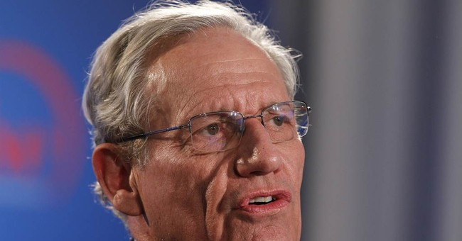 Bob Woodward: Trump's 'Right' to Be Upset, Dossier Is a 'Garbage Document'