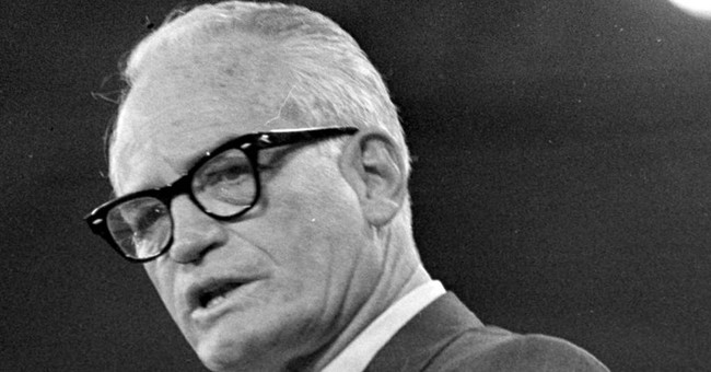 Barry Goldwater Jr: The Classic Power Struggle Dates Back To The Founding Fathers