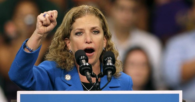 Eat Your Own Words, Debbie Wasserman Schultz