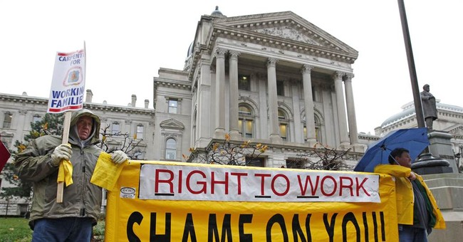 Letter From Pennsylvania: The Keystone State Must Heed The Call of The Right-to-Work Whistle