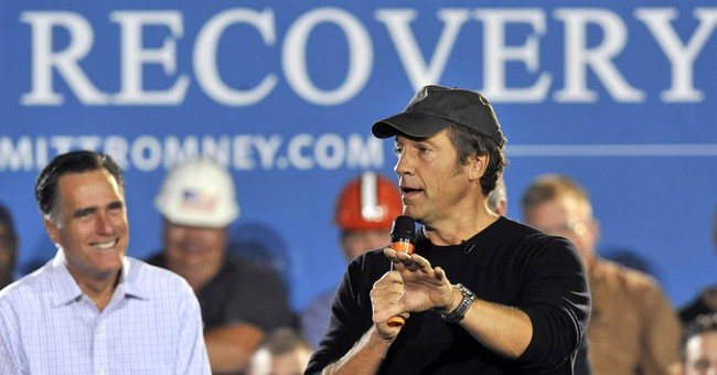 Mike Rowe on US Economy: We're Spoiled