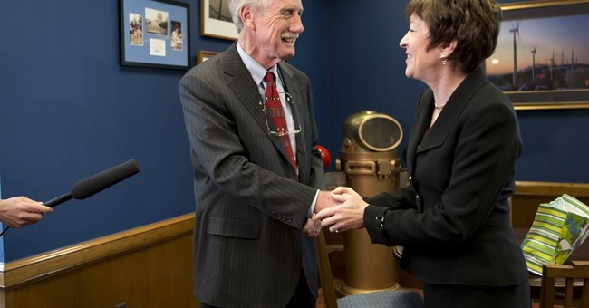 Angus King Backs Susan Collins for Re-Election