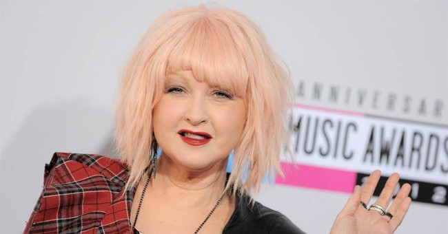 Cyndi Lauper Pens Op-Ed Blasting Hobby Lobby Decision