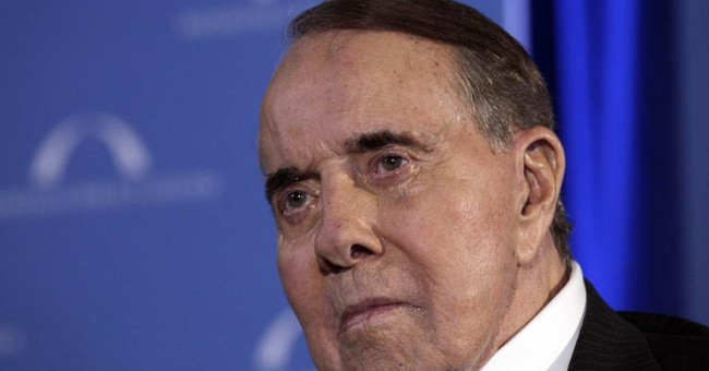 Bob Dole's Lament: No Caucus for Old Men