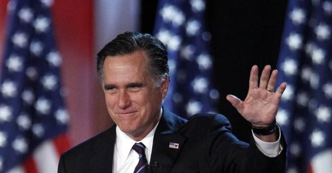 Romney Insider: Mitt's Running...
