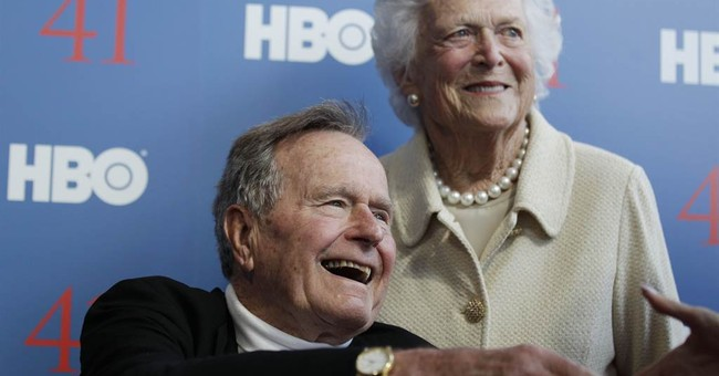 Barbara Bush OKs Jeb's Potential 2016 Run