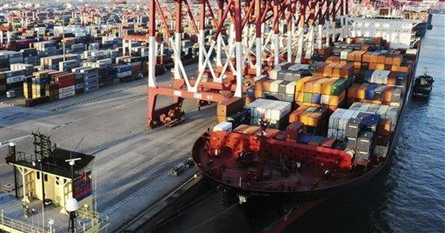 Trade Data Shows Strength in U.S., China Economies
