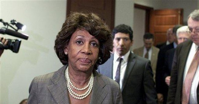 "Rep. Maxine Waters Tweets Trump Better ""Get Ready For Impeachment"""