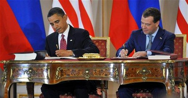 "Russia Evolves From ""Partner"" To ""Serious Challenge"" In Obama's National Security Strategy"